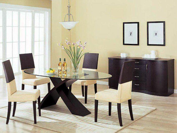 80 idées pour bien choisir la table à manger design Small spaces