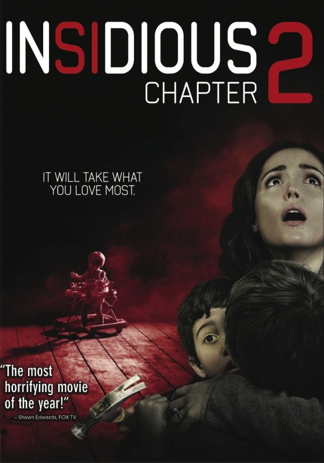 Insidious Chapter 2 Dvd Filmes 1080p