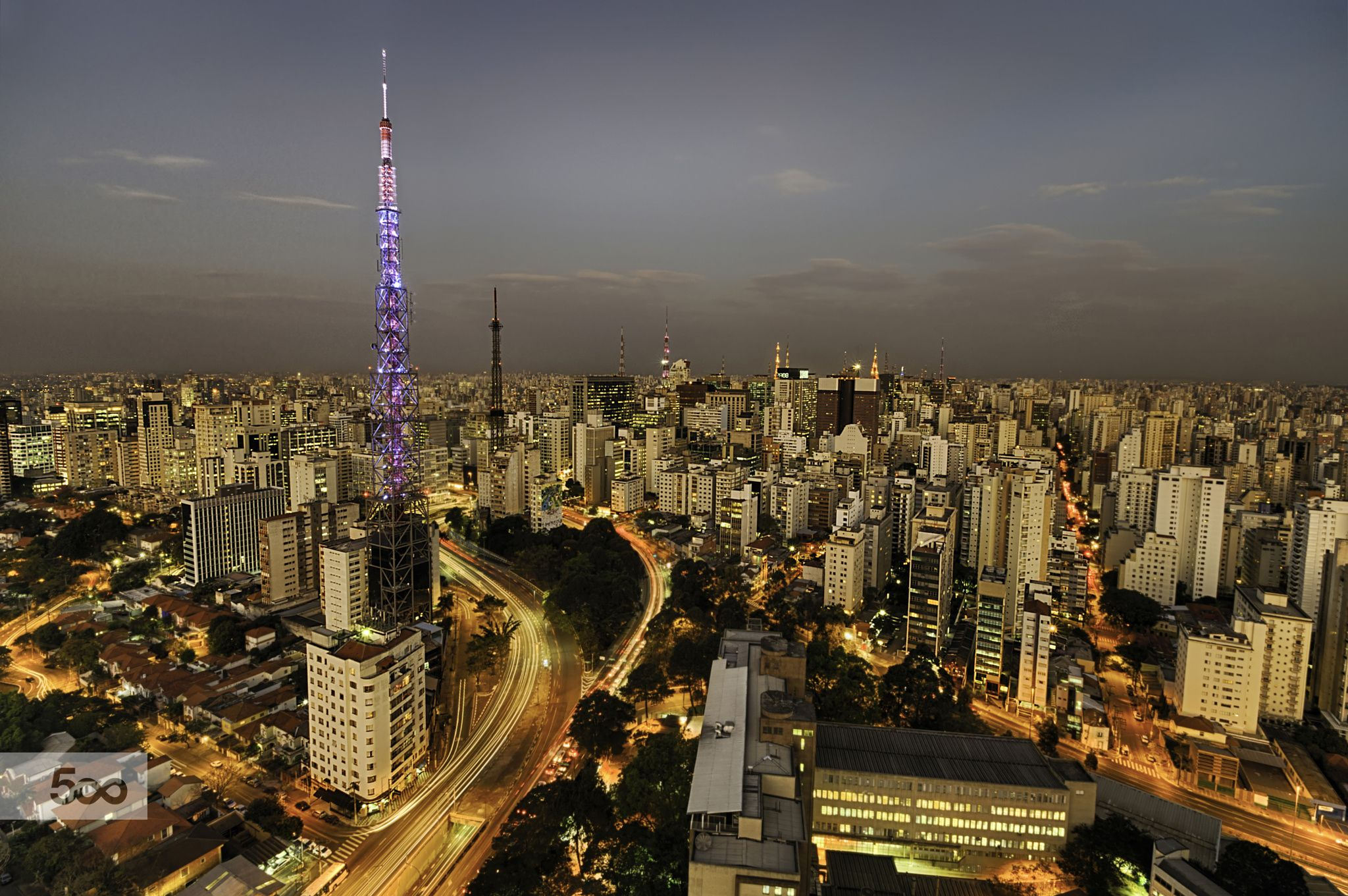 Oi São Paulo!
