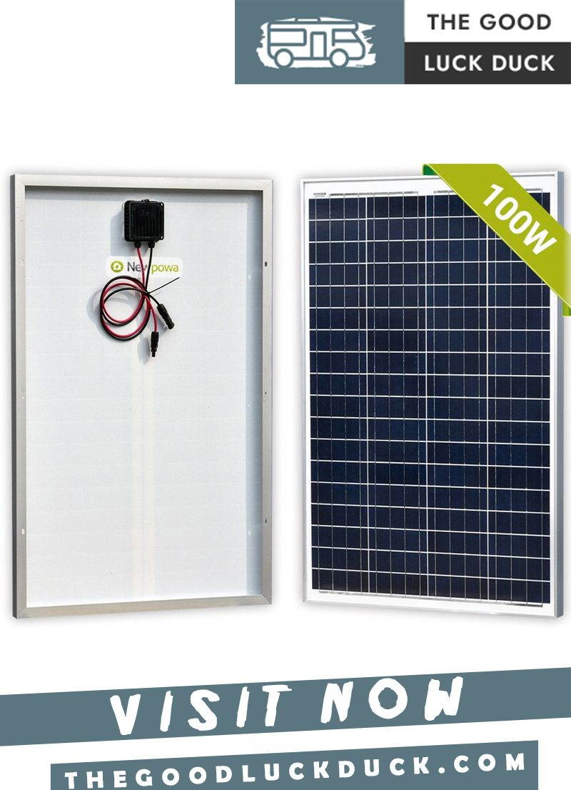 30 Best Rv Solar Panels In 2020 In 2020 With Images Rv Solar Panels Solar Panels Rv Solar
