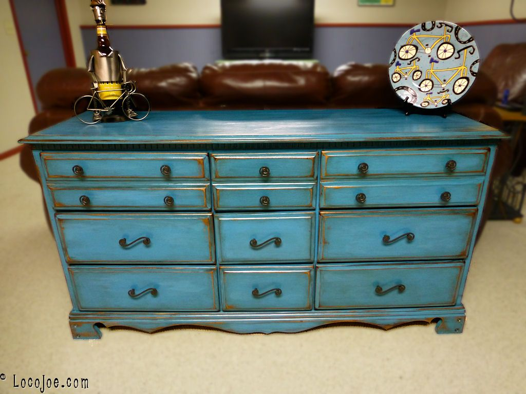 Painted distressed dresser Distressed ideas 3 Pinterest