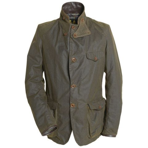 The Barbour Skyfall James Bond Commander Heritage X To Ki