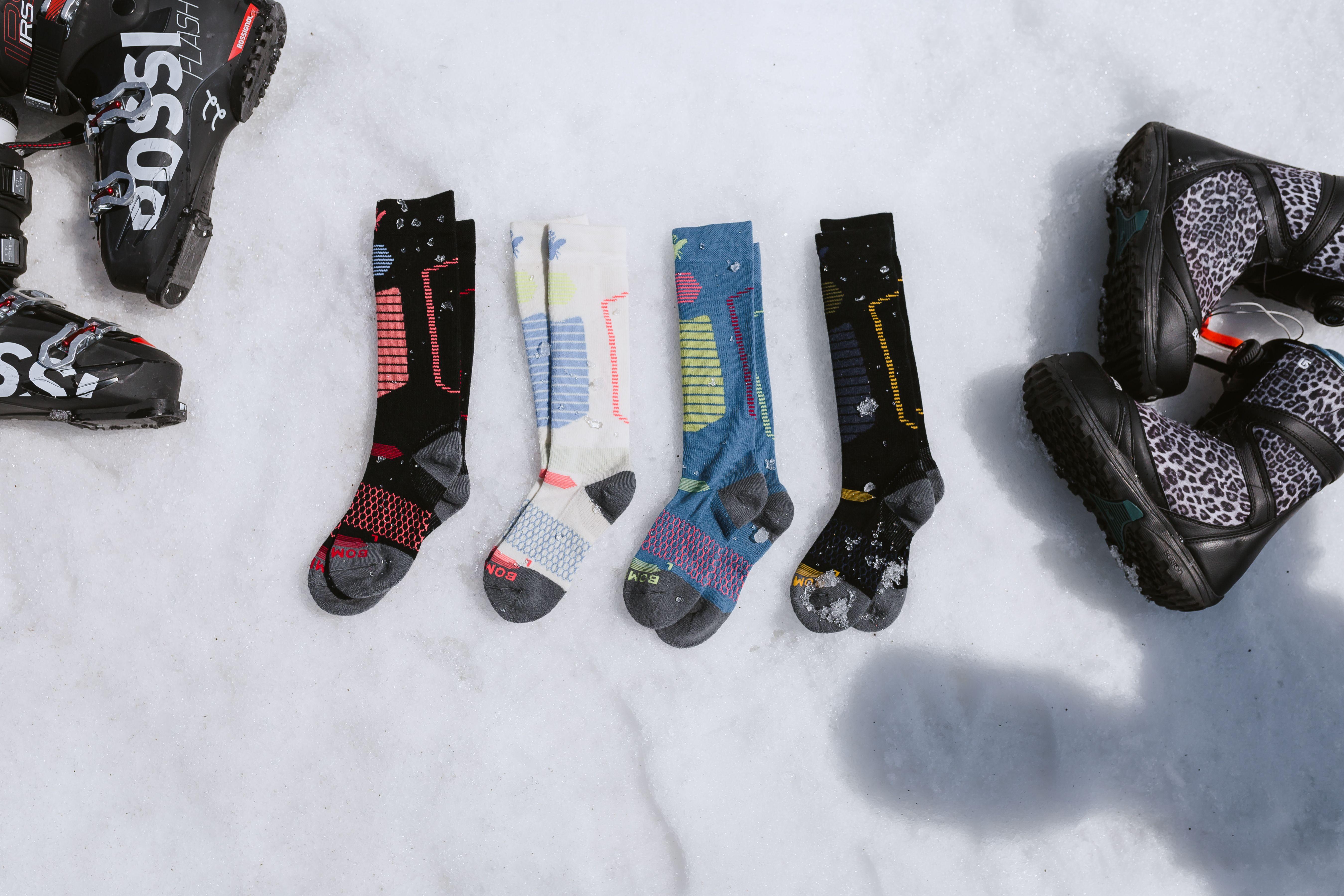 Pin on Bombas SKI & Snowboard Socks