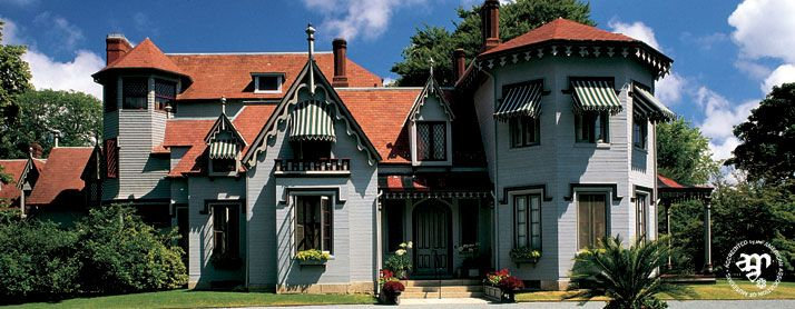 kingscote is one of the early major newport ri summer houses in