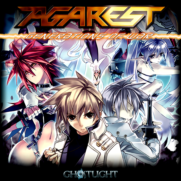 Agarest Generations of War Reloaded 4.95GB