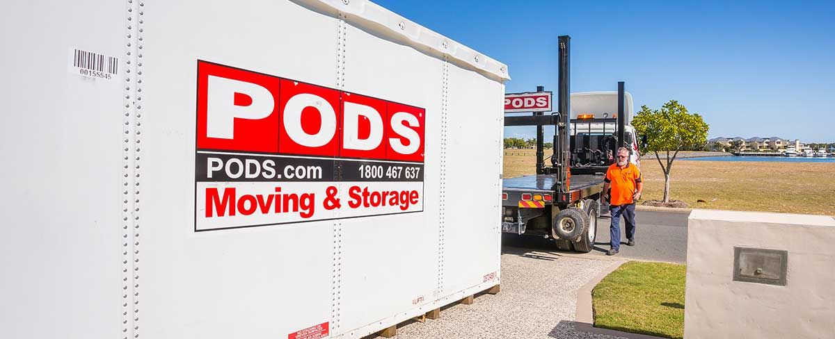 Storage Pods Moving Self Storage Storage Pods Self Storage