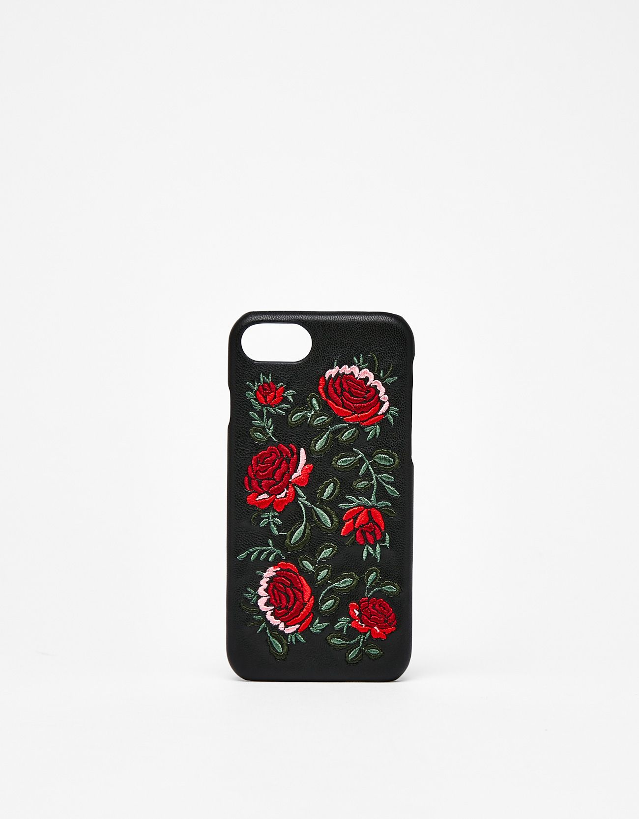 Cover morbida Benjamins con stampa fiori colorati sfondo a righe