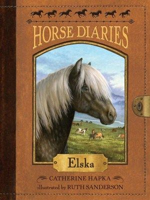 Iceland, circa AD 1000  Elska is a silver dapple Icelandic filly. She spends summers frisking about the countryside and winters in the farmyard, where the girl human Amma takes special care of her. But when a powerful neighbor notices Elska, her contented life suddenly changes. Here is Elska's story . . . in her own words.