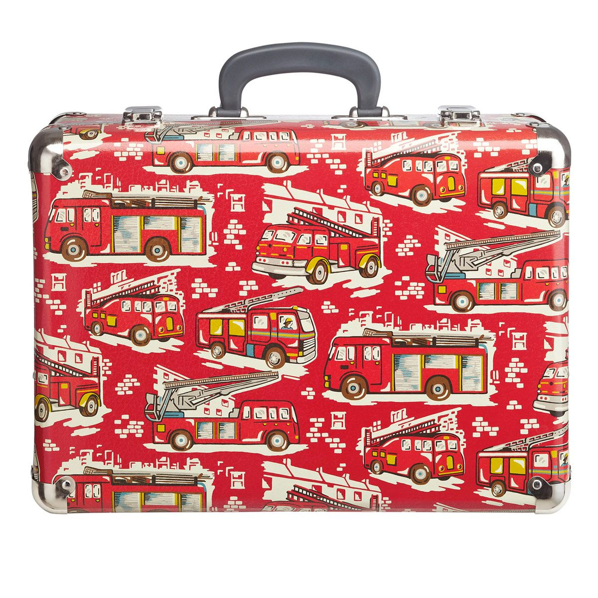 Boys | Fire Engine Kids Suitcase | CathKidston | Gifts for Babies ...