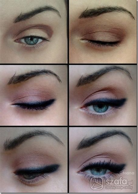 Machiaj De Zi Pas Cu Pas 17 Makeup Eye Makeup Beauty Makeup