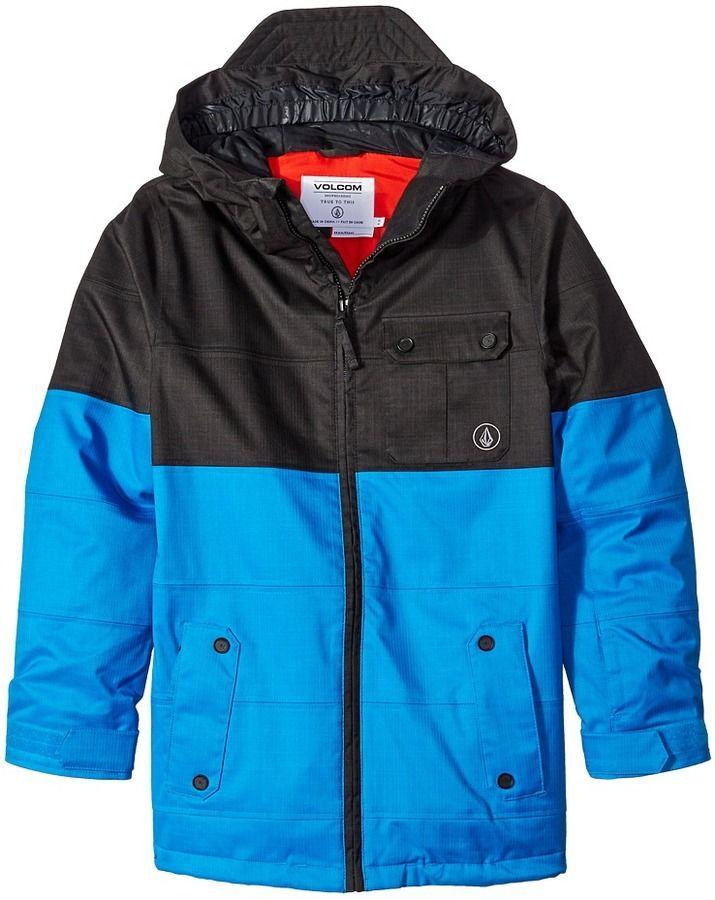 c7a447dff350 Volcom Cascade INS Jacket (Little Kids Big Kids)