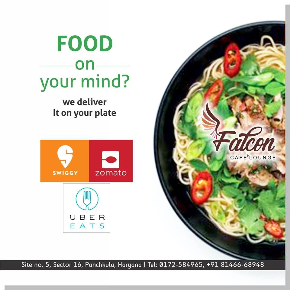 Your Favorite Cafe Has Partnered With Zomato Swiigy And Uber Eats To Provide You Food Anytime Anywhere Swiggy Fooddelivery F Food Cafe Menu Menu