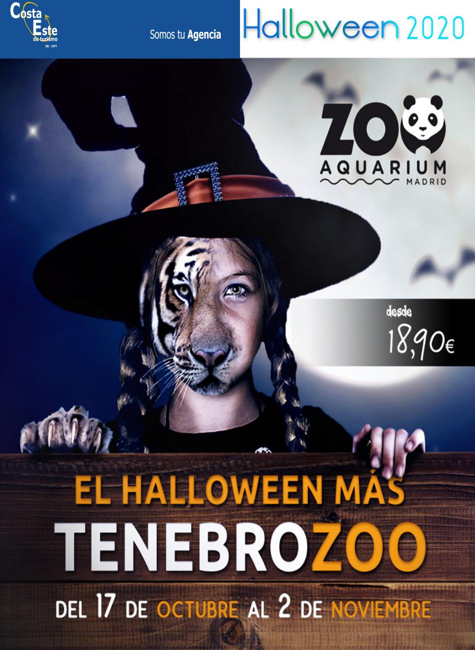 Halloween Zoo Zoo De Madrid Halloween Costa