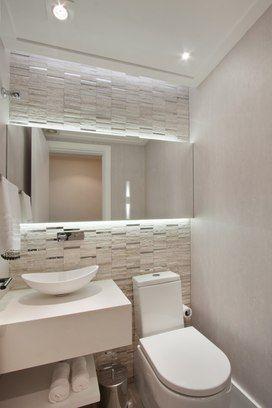 iluminação lavabo - Pesquisa Google