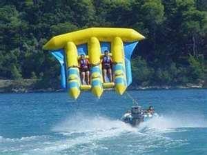Inflatable Flying Banana Boat Buy Cheap Flying Banana Boat Product On Alibaba Com Fly Fishing Outdoors Adventure Water Fun