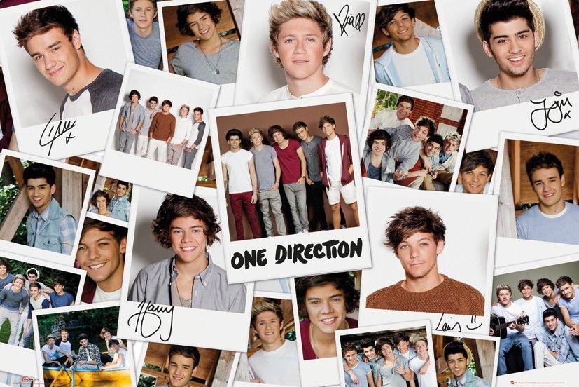 One Direction - Polaroids - Global