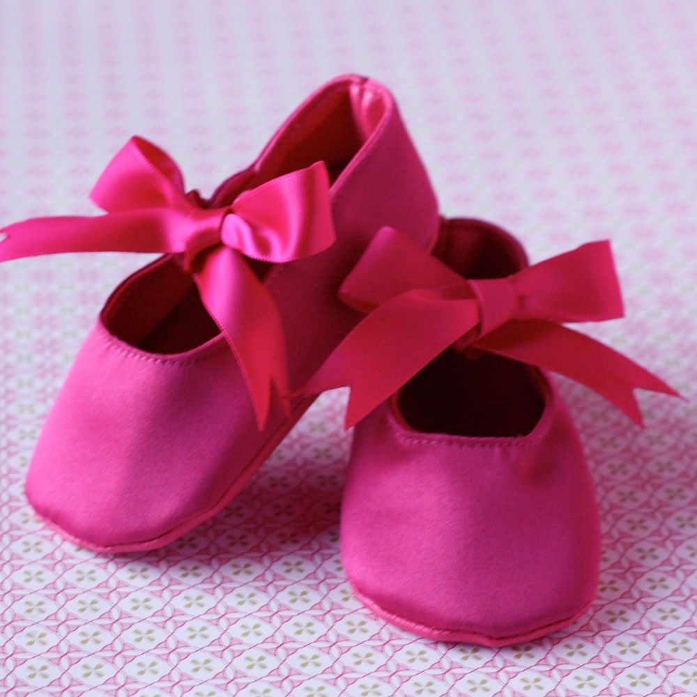 hot pink girl shoes