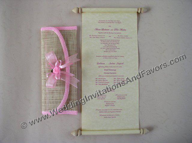 filipino wedding invitations Filipino wedding Pinterest - fresh sample wedding invitation tagalog version