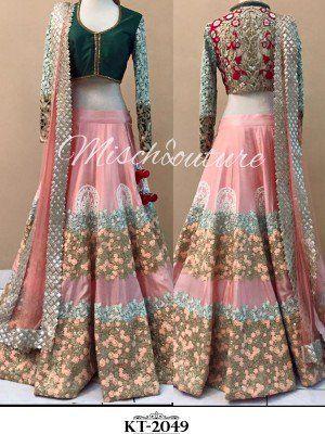 d601333cc8 New Year Collection. Designer Lehenga Choli | Buy Ghagra Choli Online -  Zipker
