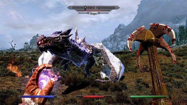 The Elder Scrolls 5 Skyrim Legendary Edition PC Gameplay