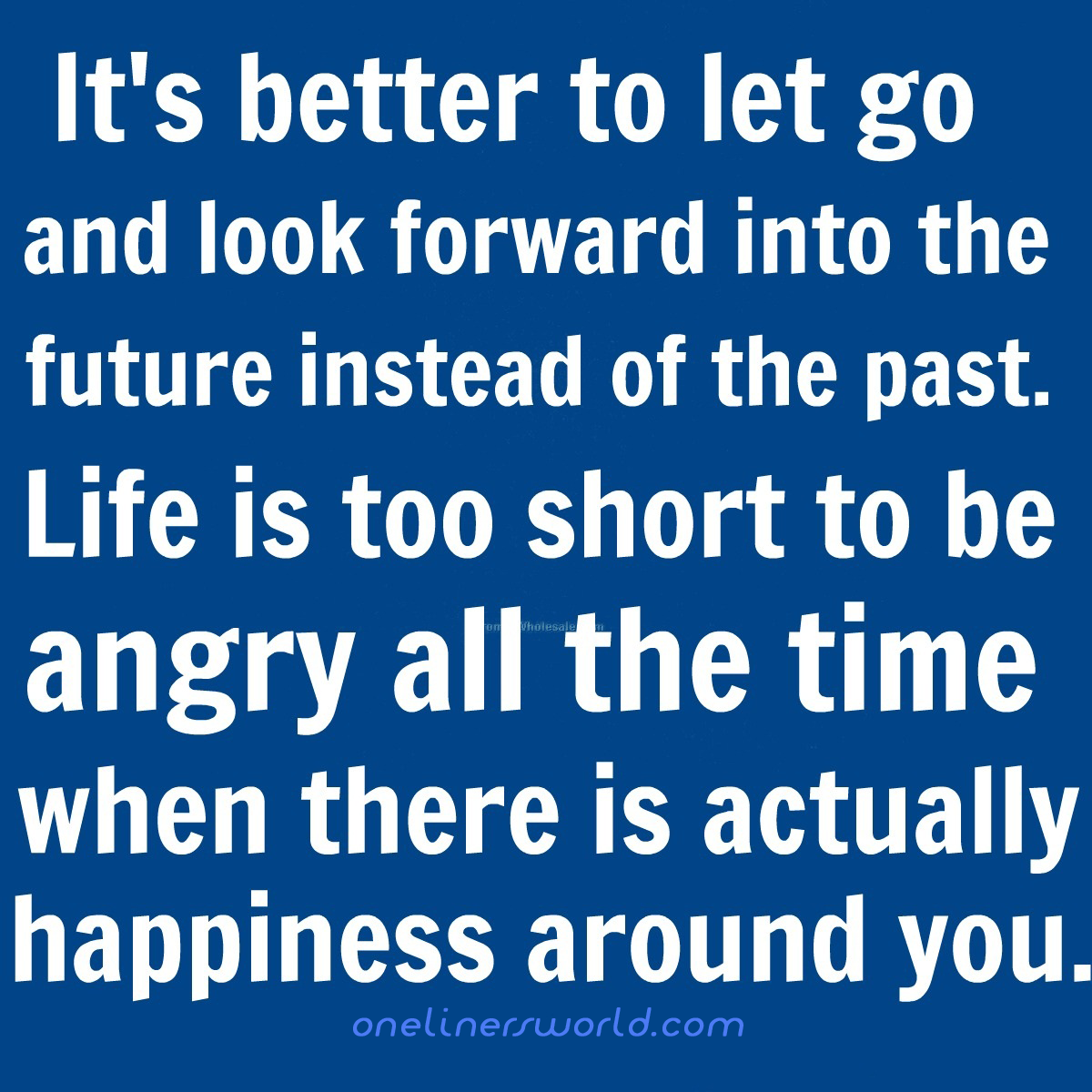 Happy Quotes About Life And Love: Life Is Too Short Quote On Blue Theme And  Background ~ Mactoons Beauty Inspiration