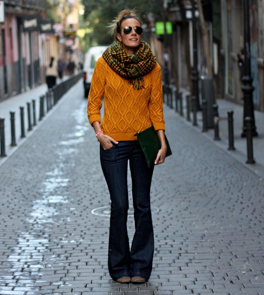 This is definetely my ideal fall-winter look!