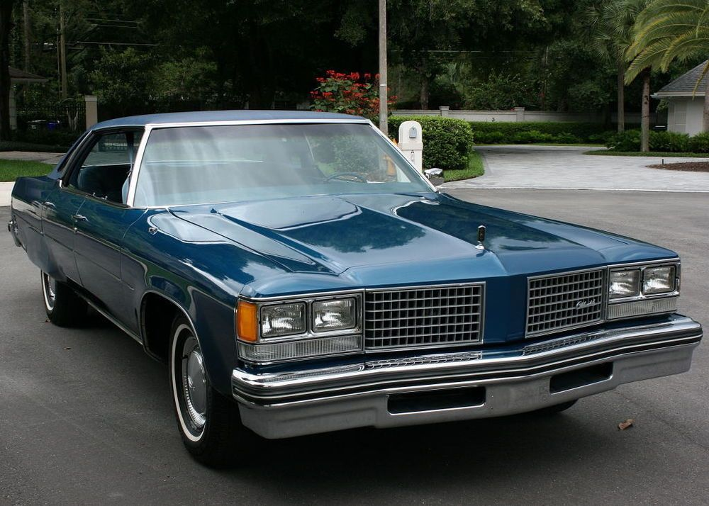 Oldsmobile : Ninety-Eight REGENCY - ONE OWNER - 55K MILES | Motor ...