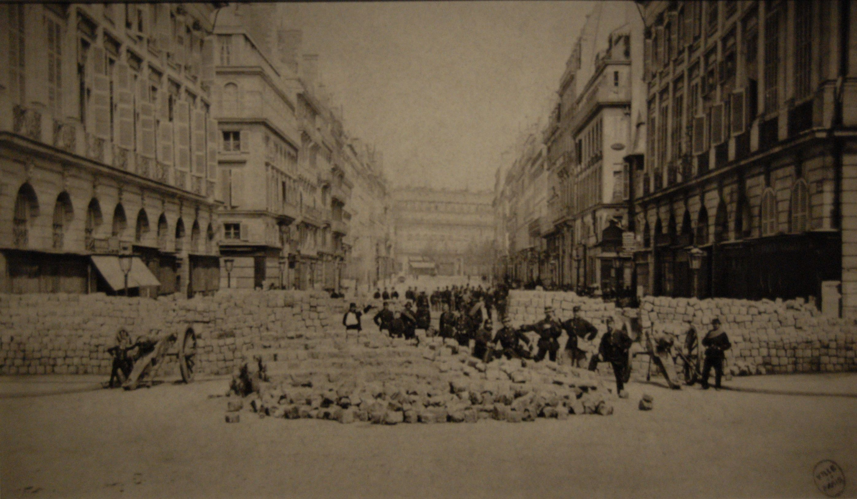 france and 1871 This exhibition aims to give a new perspective on the franco-german war of  1870-1871, overshadowed by two global conflicts, by offering the two countries'.