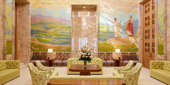 First Look Inside Renovated Idaho Falls Idaho Temple | LDS Daily