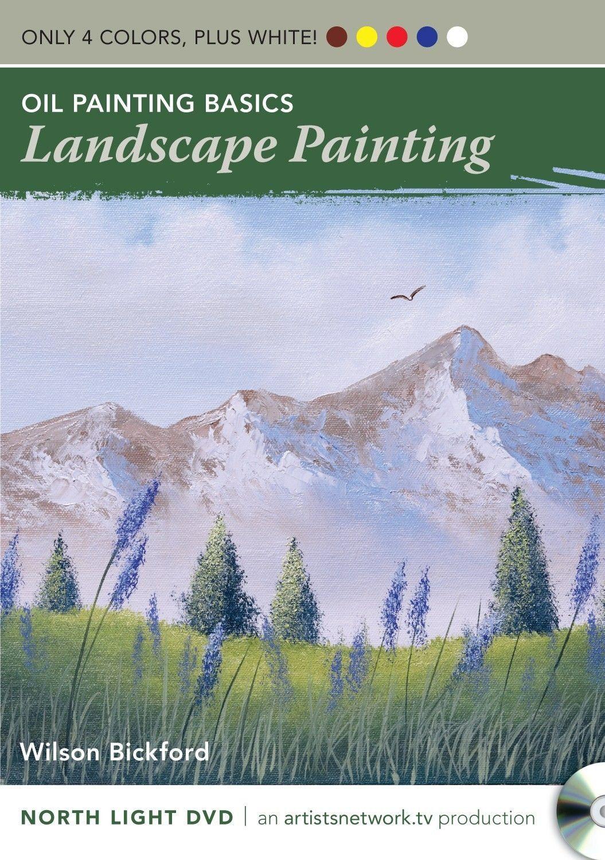 Oil Painting Basics   Landscape Painting Video Download | NorthLightShop.com