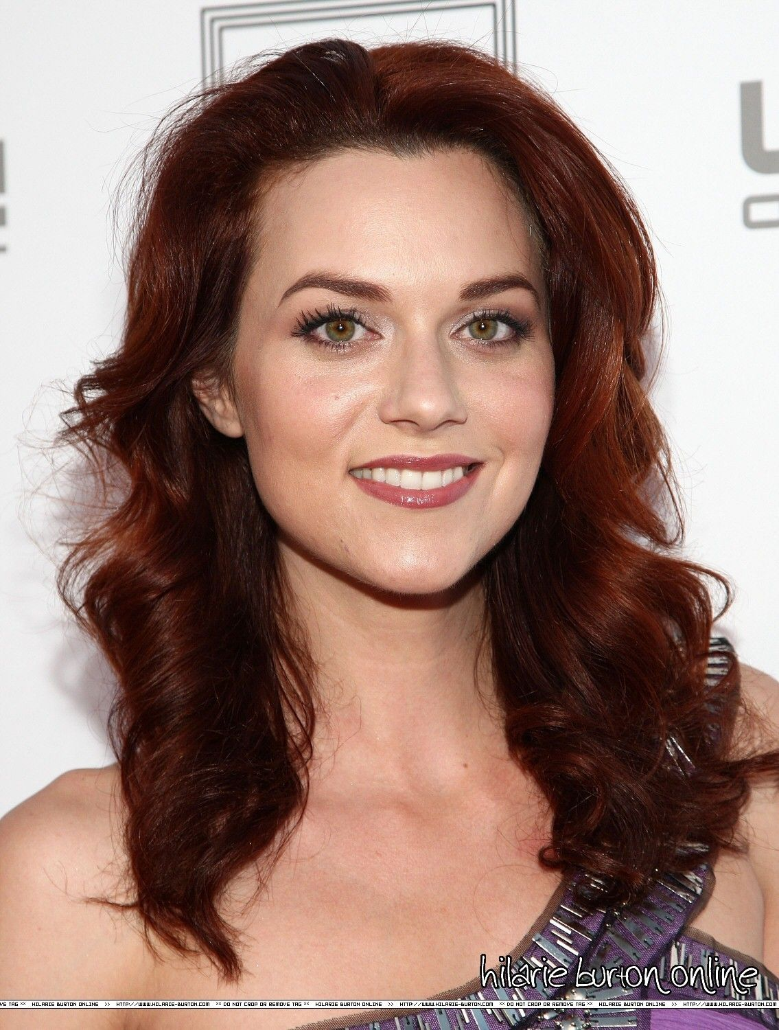 Hilarie Burton <3 obsession with the hair, especially in White Collar!!