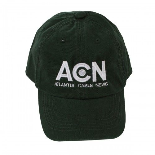 0d94321c488 The Newsroom Atlantis Cable News Hat
