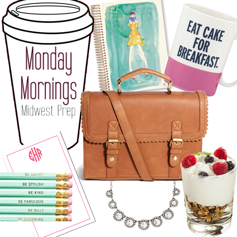 Midwest Prep   Monday Mornings   http://midwest-prep.com