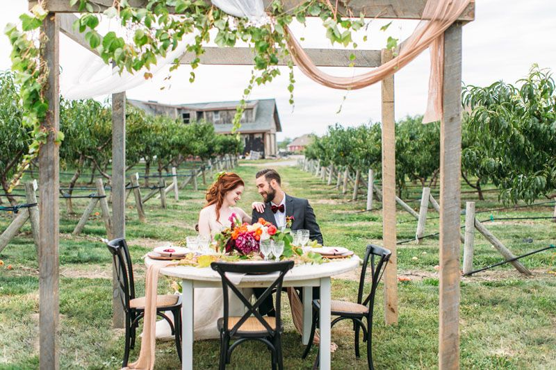 Fall is nothing if not whimsical. Follow us into the pretty pages of the #myweddingmag and enter a world of playful details and seasonal inspiration: http://publications.mywedding.com/i/390358/89
