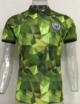 2017 Polo Jersey Manchester City Replica Football Shirt  AFC318 ... ae957c6bb81c4