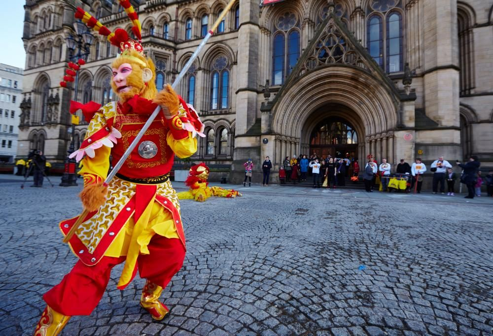 Chinese New Year In Manchester  A Photo Essay  Life And Style  Chinese New Year In Manchester  A Photo Essay  Life And Style  The  Guardian Essay Examples For High School also Essay On My School In English  Science Technology Essay