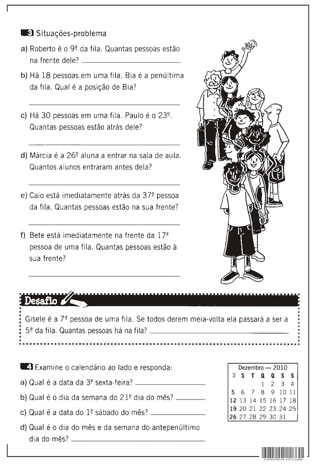 Pin De Geo Paixao Em Pasta Matematica Numeros Ordinais