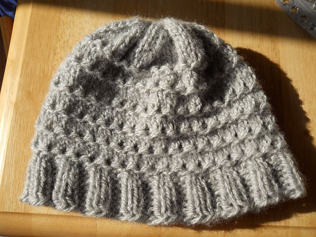 Ravelry Links Of Hope Chemo Cap Pattern By Robin Celli Crafts