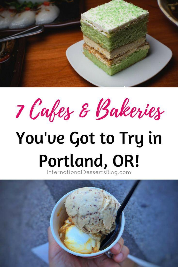 The 7 Best Desserts & Sweet Treats in Portland, Oregon