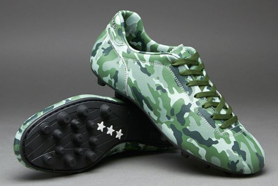 13583ca6883ba Pantofola dOro Football Boots - Lazzarini Camo PU - Limited Edition - Firm  Ground - Soccer Cleats - Camo