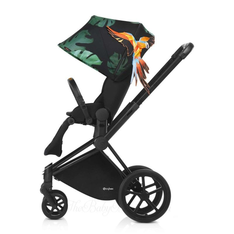 f27d30824 Cybex Priam Stroller with Lux Seat - Limited Edition Birds of Paradise