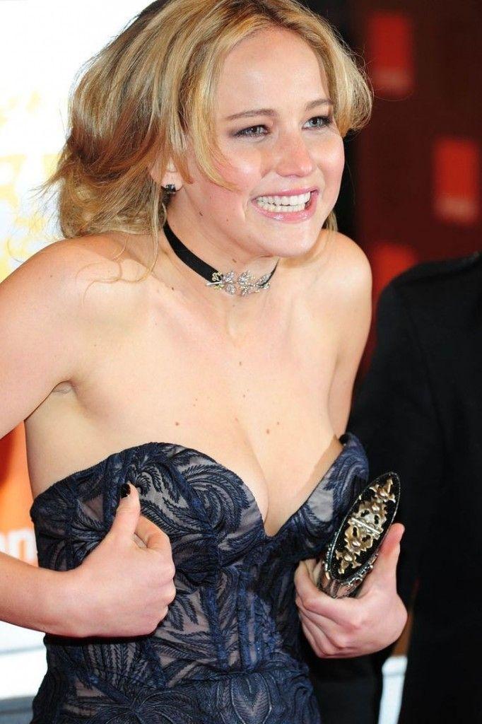 Jennifer Lawrence Oops Moment