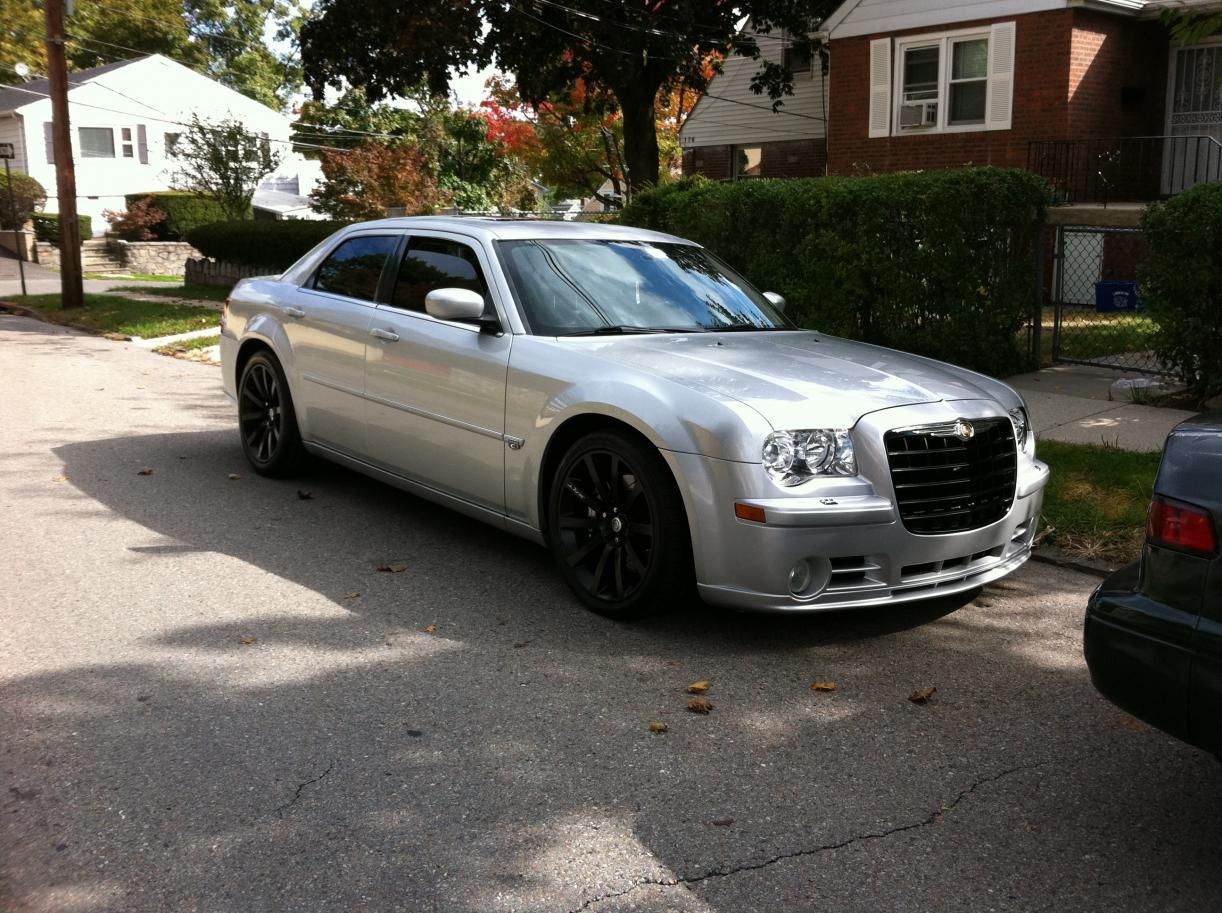 Www 300cforums Com With Images Black Black Rims Chrysler 300