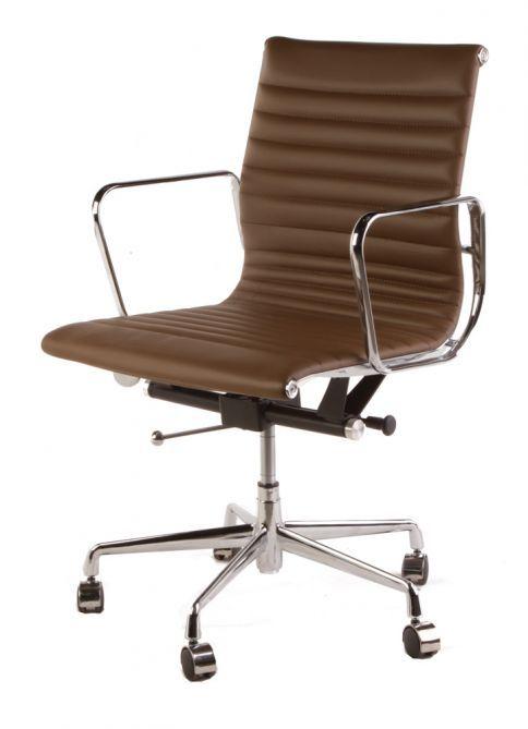 eames fauteuil bureau Replica Eames Group Standard Aluminium Chair #CF-035 | Matt Blatt