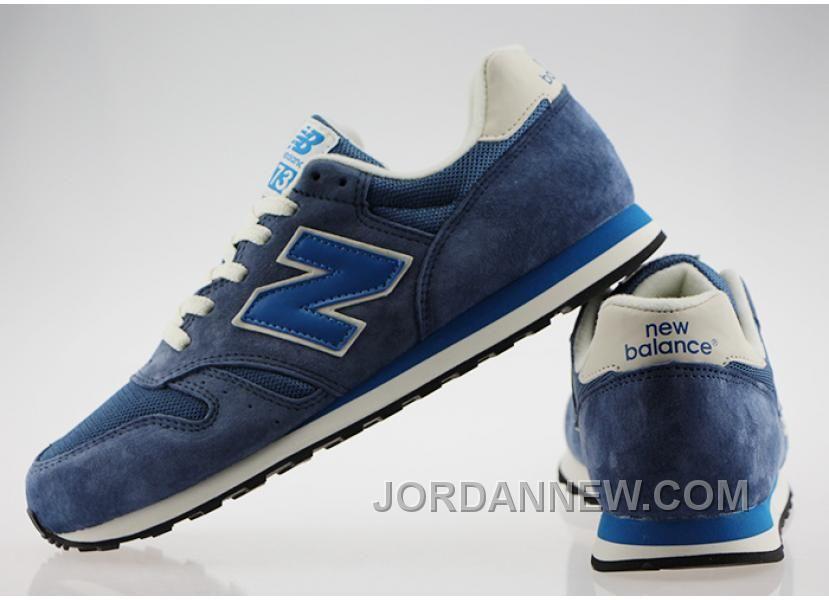 womens new balance 373 blue
