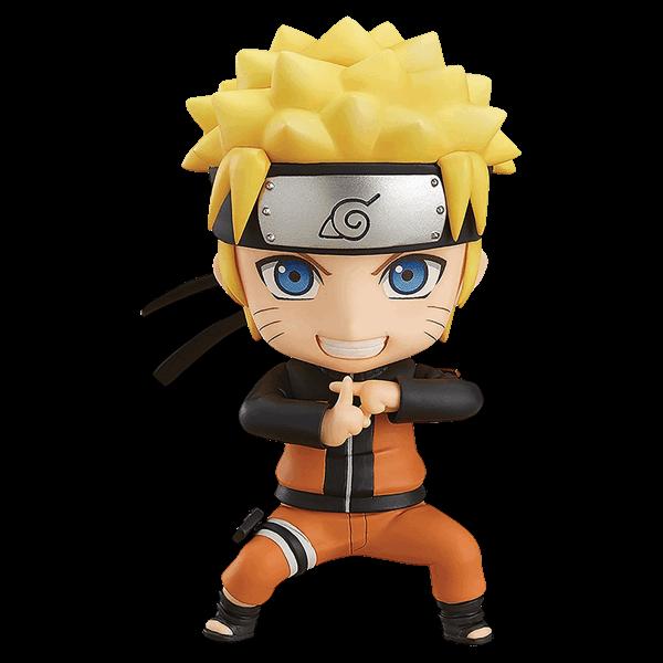 Naruto Shippuden Naruto Uzumaki Nendoroid Action Figure