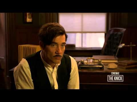 The Knick Season 1 Trailer 2 Cinemax Youtube The Knick Cinemax Clive Owen