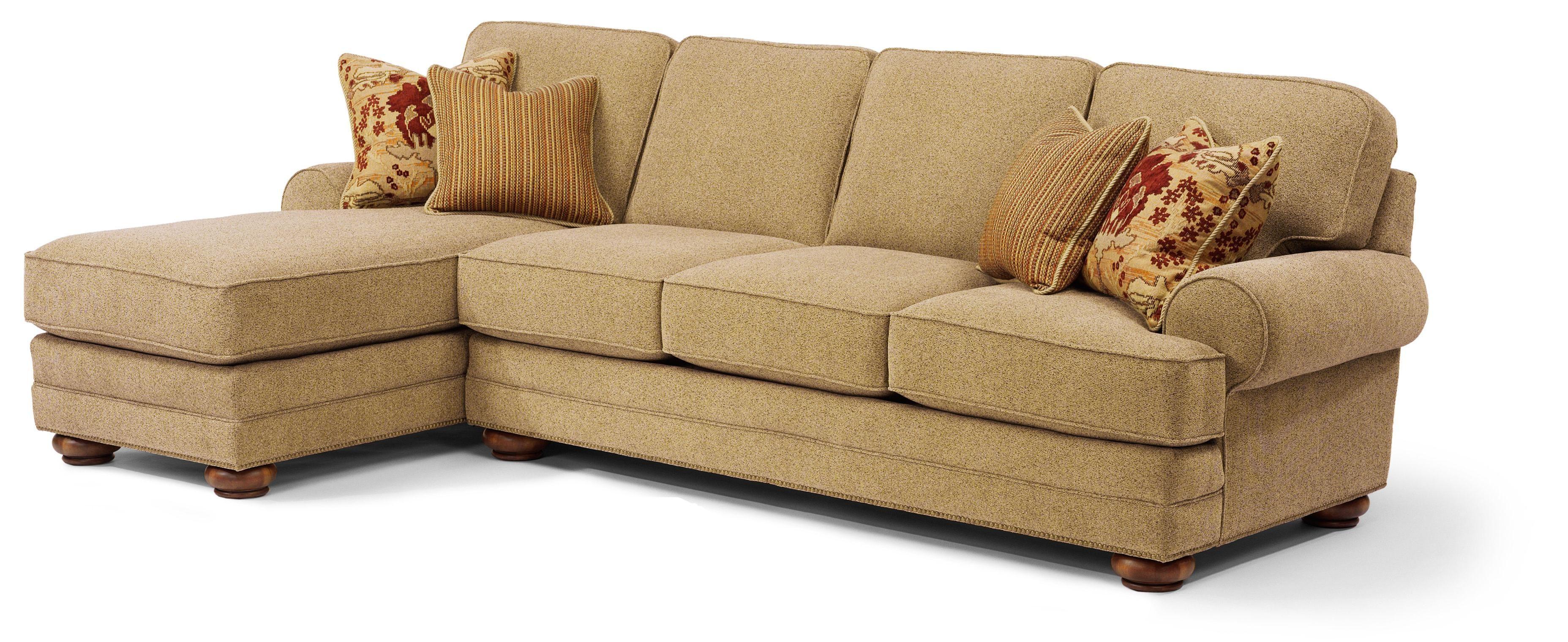Best That S My Style Custom 2 Piece Sectional Sofa By Flexsteel 400 x 300