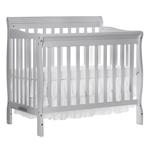 Dream On Me Aden Convertible 4 In 1 Mini Crib Grey Dream Https Www Amazon Com Dp B01bqlosv8 Ref Cm Sw R Pi Dp X Guhjybr42zx05 Mini Crib Cribs Dream On Me