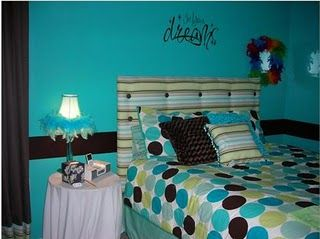 Great Idea For A Teen Room, I Think This Is Really Cool!